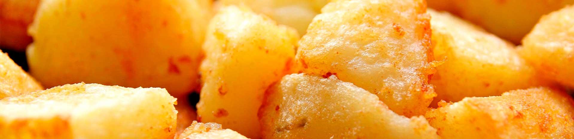 Patatas al ajo cabañil 1